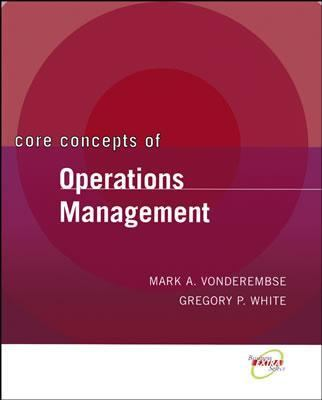 Core Concepts Operations Management