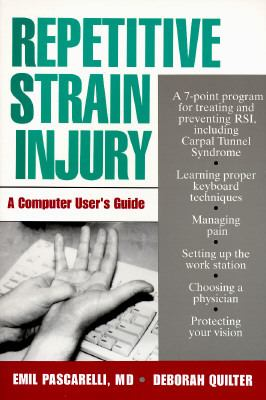 Repetitive Strain Injury A Computer User's Guide