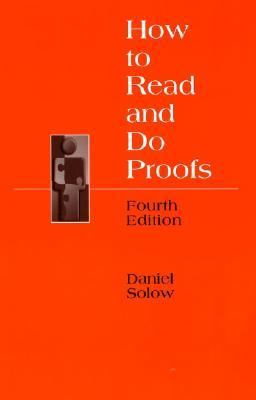 How To Read And Do Proofs An Introduction To Mathematical Thought Processes