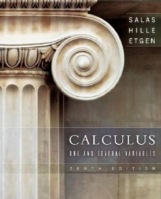Calculus One and Several Variables