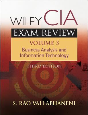 Wiley CIA Exam Review Business Analysis And Information Technology