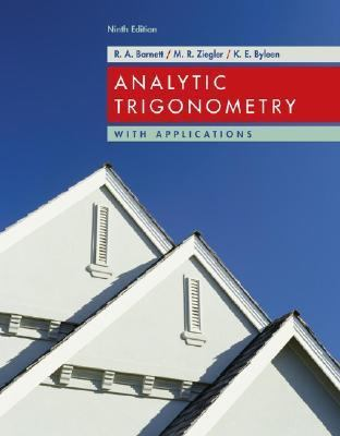 Analytic Trigonometry with Applications