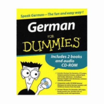 German for Dummies for Boxed Set