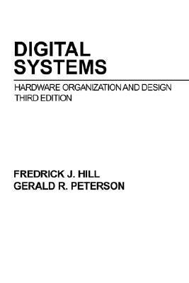 Digital Systems Hardware Organization and Design