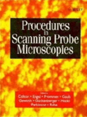 Procedures in Scanning Probe Microscopies