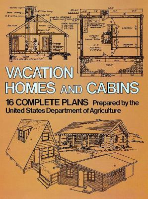 Vacation Homes and Cabins 16 Complete Plans
