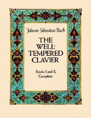 Well Tempered Clavier Books 1 and 2 Complete