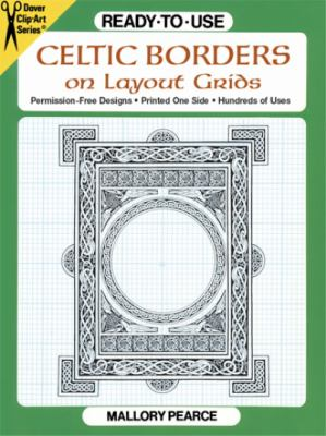 Ready-To-Use Celtic Borders on Layout Grids