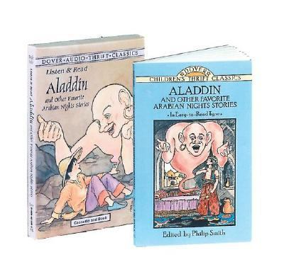Listen & Read Aladdin And Other Favorite Arabian Nights Stories