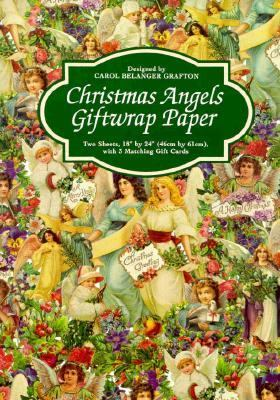 Christmas Angel Giftwrap