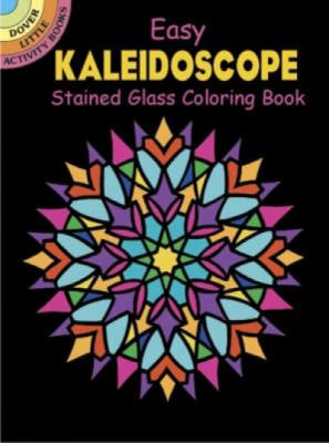 Easy Kaleidoscope Stained Glass