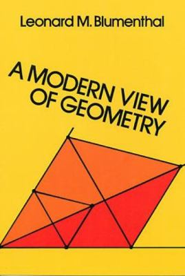 Modern View of Geometry
