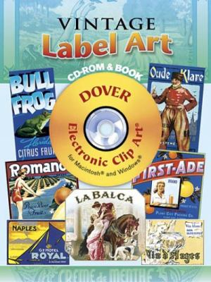 Vintage Label Art
