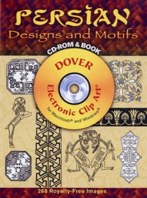 Persian Designs and Motifs [Dover Electronic Clip Art Series]