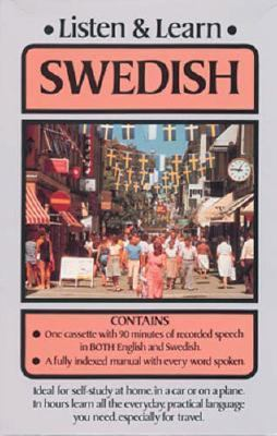 Listen and Learn Swedish
