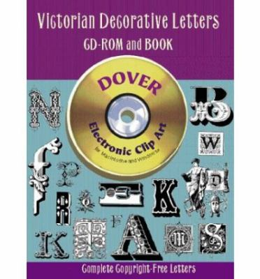Victorian Decorative Letters