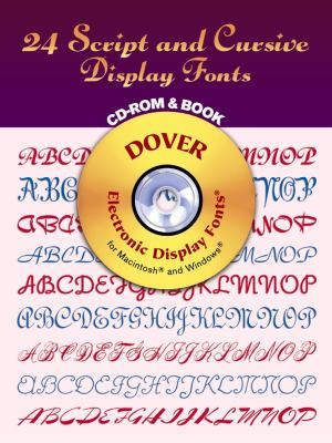 24 Script and Cursive Display Fonts
