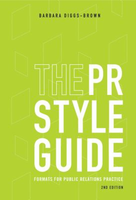 Pr Styleguide Formats for Public Relations Practice