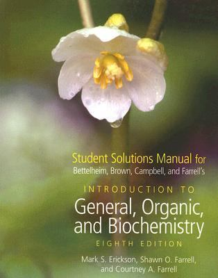 Bettelheim/Brown/march's Introduction to Organic and Biochemistry