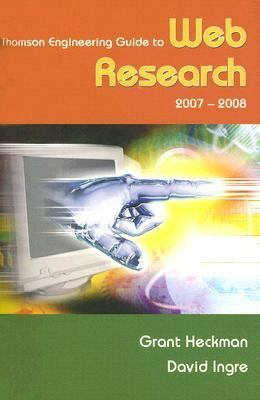 Thomson Engineering Guide to Web Research