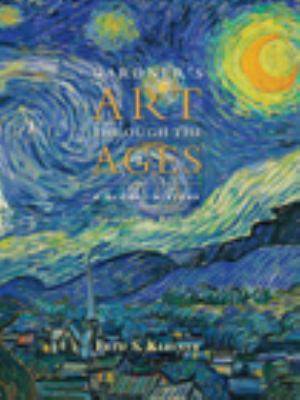 Gardner's Art through the Ages W/CD