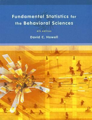 Fundamental Statistics for the Behavioral Sciences