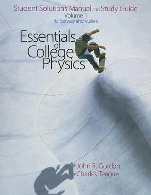 Serway's Essentials of College Physics