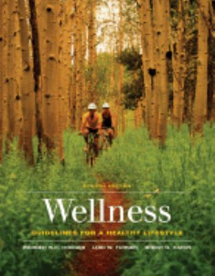 Wellness With Infotrac Guidelines for a Healthy Lifestyle