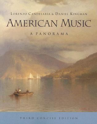 American Music A Panorama- Concise