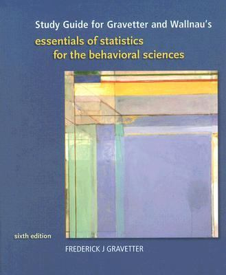 Essentials of Statistics for Behavioral Science - Std. Guide