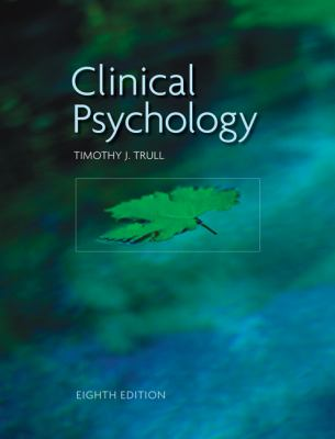 Clinical Psychology (PSY 334 Introduction to Clinical Psychology)