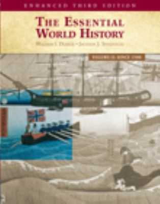Essential World History-Discovery Edition-Volume 2