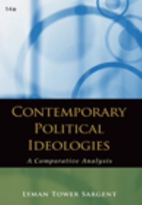 Contemporary Political Ideologies: A Comparative Analysis