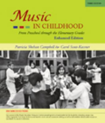 Music in Childhood: Multimedia Update (with CD-ROM and Audio/Video Resource Center Printed Access Card)