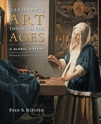 Gardner's Art Through the Ages: Global History, Enhanced Edition (with Online ArtStudy Printed Access Card)