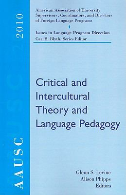 Aausc 2010 : Critical and Intercultural Theory and Language Pedagogy