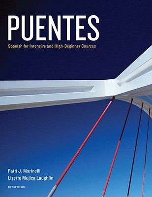 Puentes: Spanish for Intensive and High Beginner Courses