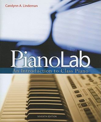Pianolab : An Introduction to Class Piano (With Keyboard for Piano and Guitar)