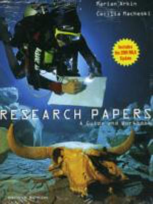 Research Papers (with MLA 2009 Update Card)