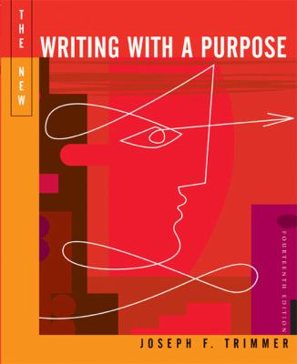 The New Writing with a Purpose (with 2009 MLA Update Card)