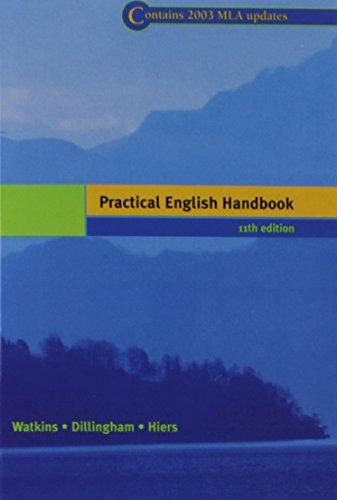 Practical English Handbook (with 2009 MLA Update Card)