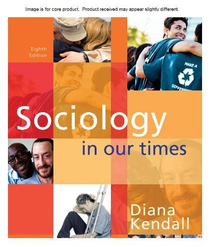 Cengage Advantage Books: Sociology in Our Times
