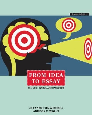 From Idea to Essay