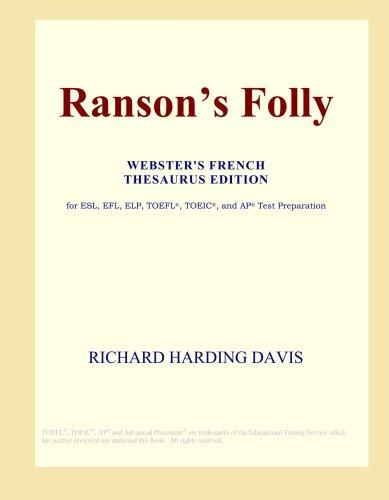 Ranson's Folly (Webster's French Thesaurus Edition)