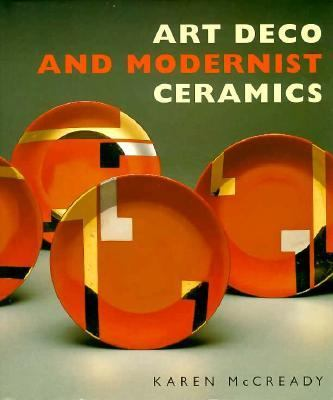 Art Deco and Modernist Ceramics