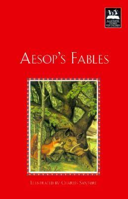 Aesop's Fables: Illustrated Stories Collection