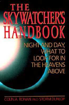 Skywatchers Handbook - Colin A. Ronan - Paperback - REPRINT