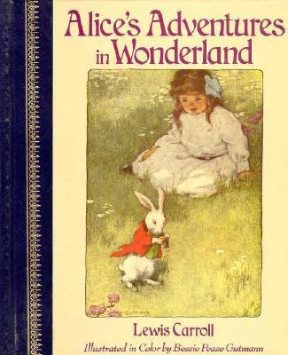 Alice's Adventures in Wonderland - Lewis Carroll - Hardcover - Bargain