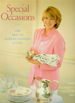 Special Occasions The Best of Martha Stewart Living