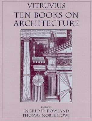 Vitruvius Ten Books on Architecture